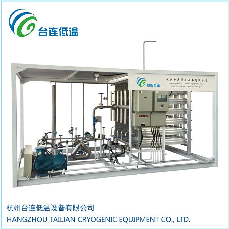 撬装式lng加气站_产品中心|撬装设备-杭州台连低温设备有限公司